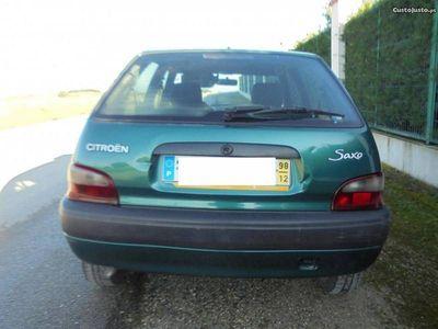 usado Citroën Saxo 1.5 D -