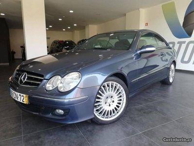 usado Mercedes CLK220 CDI Selo antigo