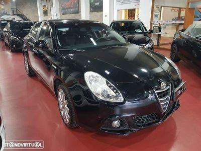 gebraucht Alfa Romeo Giulietta 1.6JTD m DISTINCTIVE