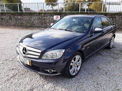 usado Mercedes C320 CDI Avantgarde Nacional