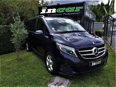 usado Mercedes V250 BLUETEC LONG AVANTGARDE