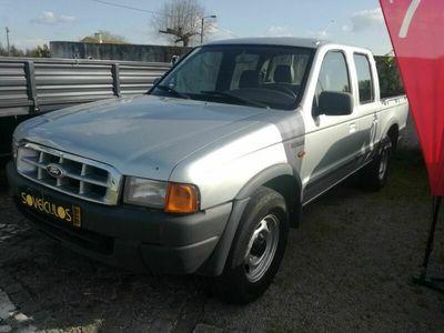usado Ford Ranger 5lug cx aberta 4x4