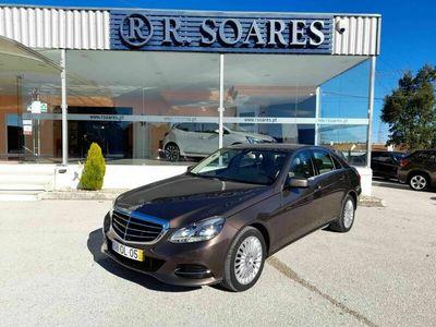 usado Mercedes E350 BlueTEC Elegance BE 143g (252cv) (4p)