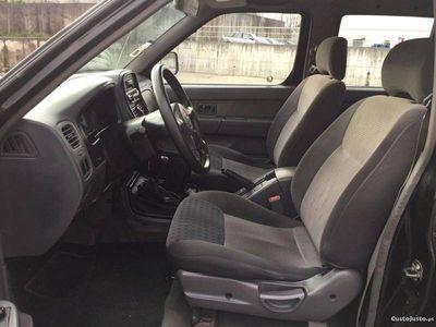 usado Nissan Navara 2.5 TD 133Cv - 03