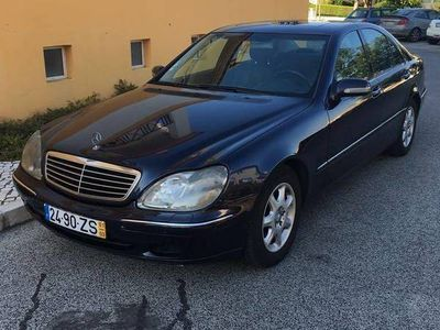 usado Mercedes S320 CDI FULL EXTRAS