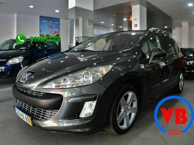 usado Peugeot 308 Sw 1.6Hdi Sport CVM6