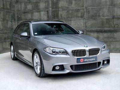 usado BMW 520 d Touring Pack M Auto - Nacional
