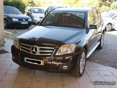 usado Mercedes GLK220 4Matic 2.2