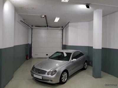 usado Mercedes CLK270 CDI 170CV Elegance