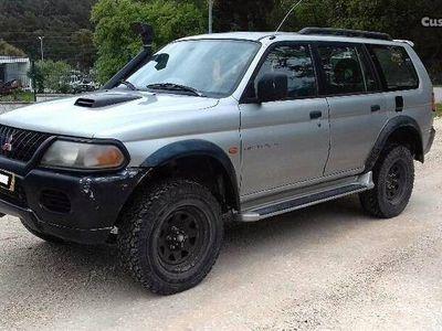usado Mitsubishi Pajero 4x4 Sport Wagon