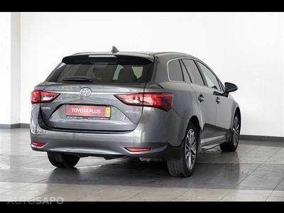 usado Toyota Avensis Station Wagon 1.6 D-4D Luxury+GPS