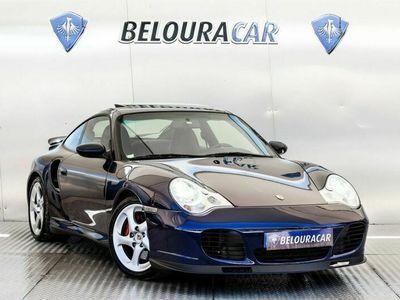 usado Porsche 911 Carrera Coupé Turbo