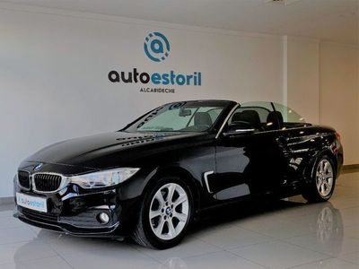 usado BMW 420 Série 4 D Cabrio Advantage (F33)