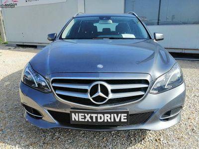 usado Mercedes E220 Avantgard 64.000 Km