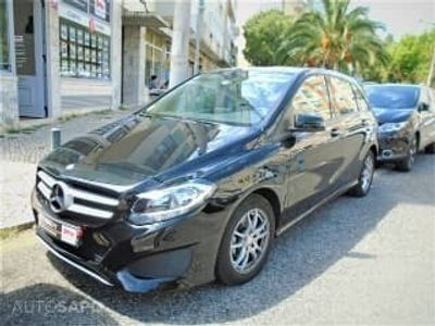 usado Mercedes B180 ClasseCDi Urban Aut. (109cv) (5p)