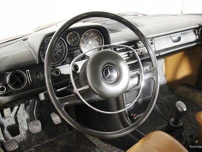 used Mercedes W115 220 D