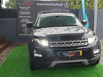 usado Land Rover Range Rover evoque Evoque2.2