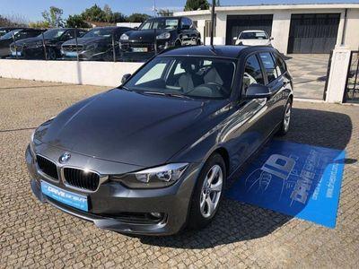 brugt BMW 320 d Touring Auto