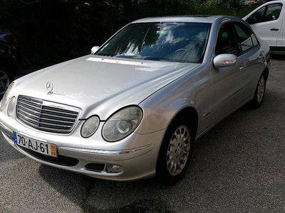 usado Mercedes E270 elegance