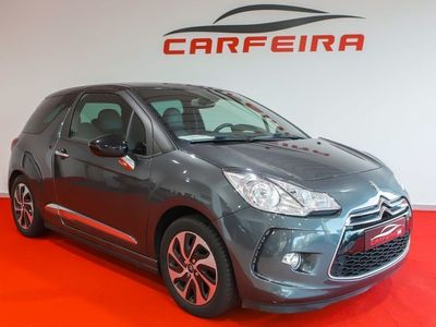 usado Citroën DS3 ---