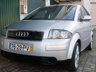 second-hand Audi A2 1.4i gasolina 75 Cv