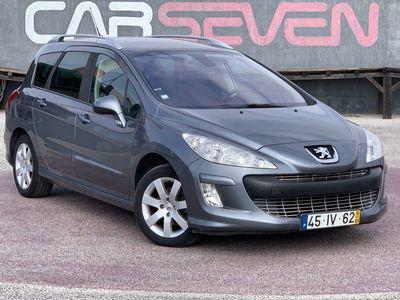 usado Peugeot 308 SW 1.6 HDi Sport Tecto Panorâmic