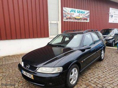 usado Opel Vectra 2.0DTi 07/1999