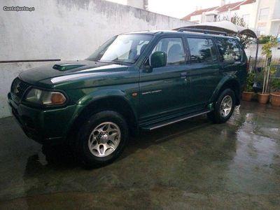 usado Mitsubishi Pajero Sport Wagon 2500