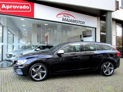 usado Volvo V60 R DESIGN D2
