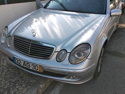 usado Mercedes E270 Avantgarde 9600