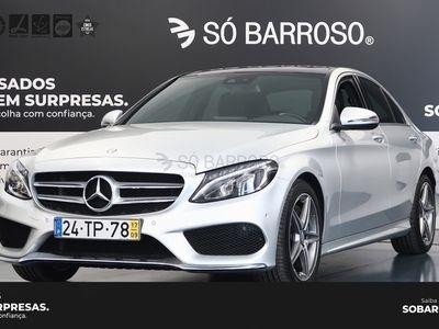 usado Mercedes C300 ClasseHybrid AMG Auto