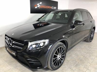 brugt Mercedes GLC250 Classed AMG 4-Matic (204cv) (5p)
