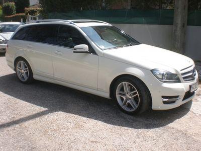 usado Mercedes C220 CDi Classic BE Auto