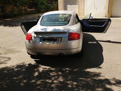 usado Audi TT quattro -