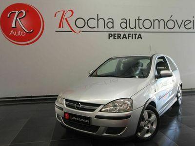 usado Opel Corsa C 1.2i 16V Enjoy 75cv