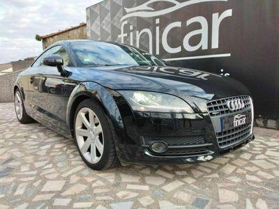 usado Audi TT 2.0 TDi quattro