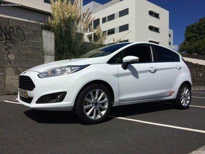 usado Ford Fiesta Titanium 100cv -