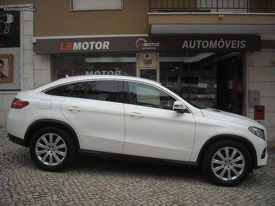 usado Mercedes GLE350 Cdi Coupe
