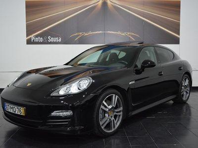 usado Porsche Panamera 3.0 diesel
