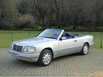 usado Mercedes E200 Cabriolet W124