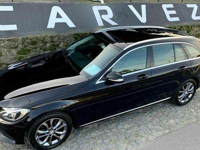 usado Mercedes C200 136CV - BLUETEC AVANTGARDE