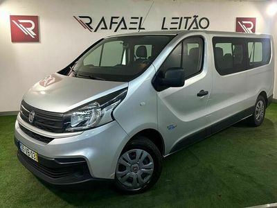 usado Fiat Talento 1.6 M-Jet L2H1 1.2T 9L