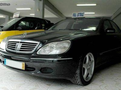 usado Mercedes S600 V12