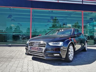 usado Audi A4 TDI 177CV