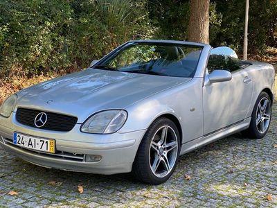 usado Mercedes SLK200 GPL
