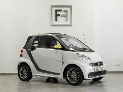 """usado Smart ForTwo Cabrio EDITION """"BoConcept®"""""""