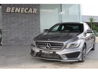 usado Mercedes CLA200 CDi AMG Aut. GPS