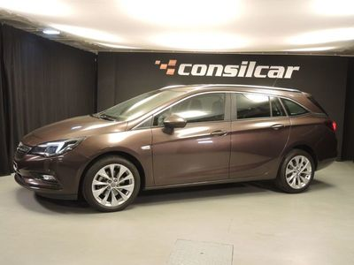 usado Opel Astra ST 1.6D Dynamic S&S Navi Connect