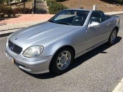 usado Mercedes SLK200 ClasseKompressor (163cv) (2p)