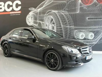 usado Mercedes E300 BlueTech Hybrid NAC.